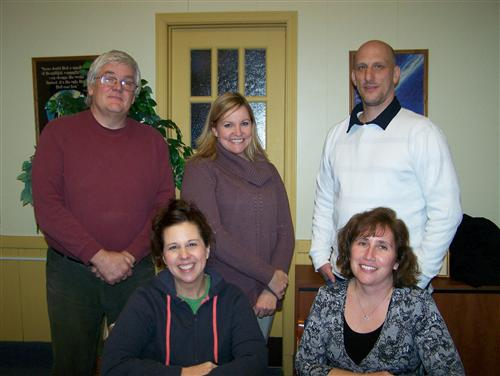 2012-2013 Board of Education
